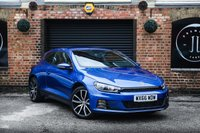 USED 2016 66 VOLKSWAGEN SCIROCCO 2.0 GT TDI BLUEMOTION TECHNOLOGY 2d 150 BHP