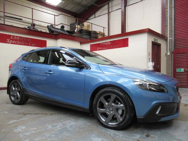 USED 2014 64 VOLVO V40 1.6 D2 Lux Cross Country (s/s) 5dr ***57000 MILES F/VOLVO/S/H***