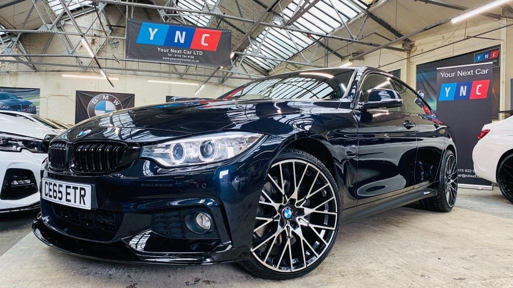 USED 2015 65 BMW 4 SERIES 3.0 435d M Sport Gran Coupe xDrive 5dr PERFORMANCEKIT+20S+XENONS