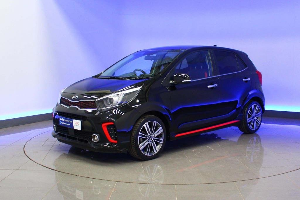 USED 2019 69 KIA PICANTO 1.25 GT-Line S (s/s) 5dr ELECTRIC SUNROOF - NAVIGATION