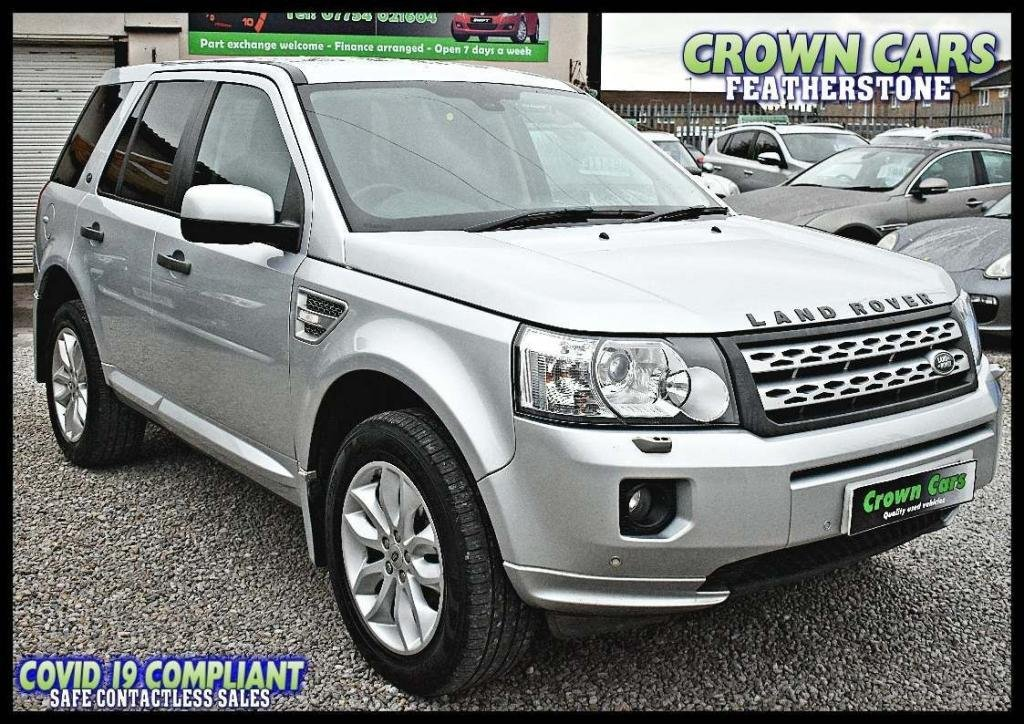 USED 2012 12 LAND ROVER FREELANDER 2.2 SD4 XS Station Wagon 5dr AMAZING LOW RATE FINANCE DEALS