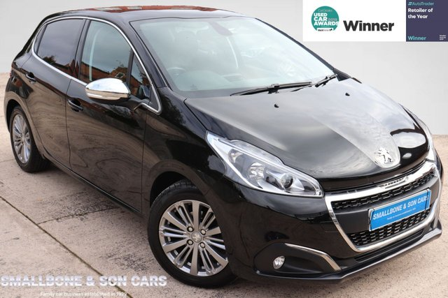 USED 2016 66 PEUGEOT 208 1.2 PURETECH ALLURE 5d 82 BHP * BUY ONLINE * CONTACTLESS PURCHASE AVAILABLE *
