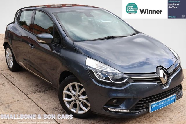 USED 2017 66 RENAULT CLIO 1.1 DYNAMIQUE NAV 5d 73 BHP * BUY ONLINE * FREE NATIONWIDE DELIVERY *
