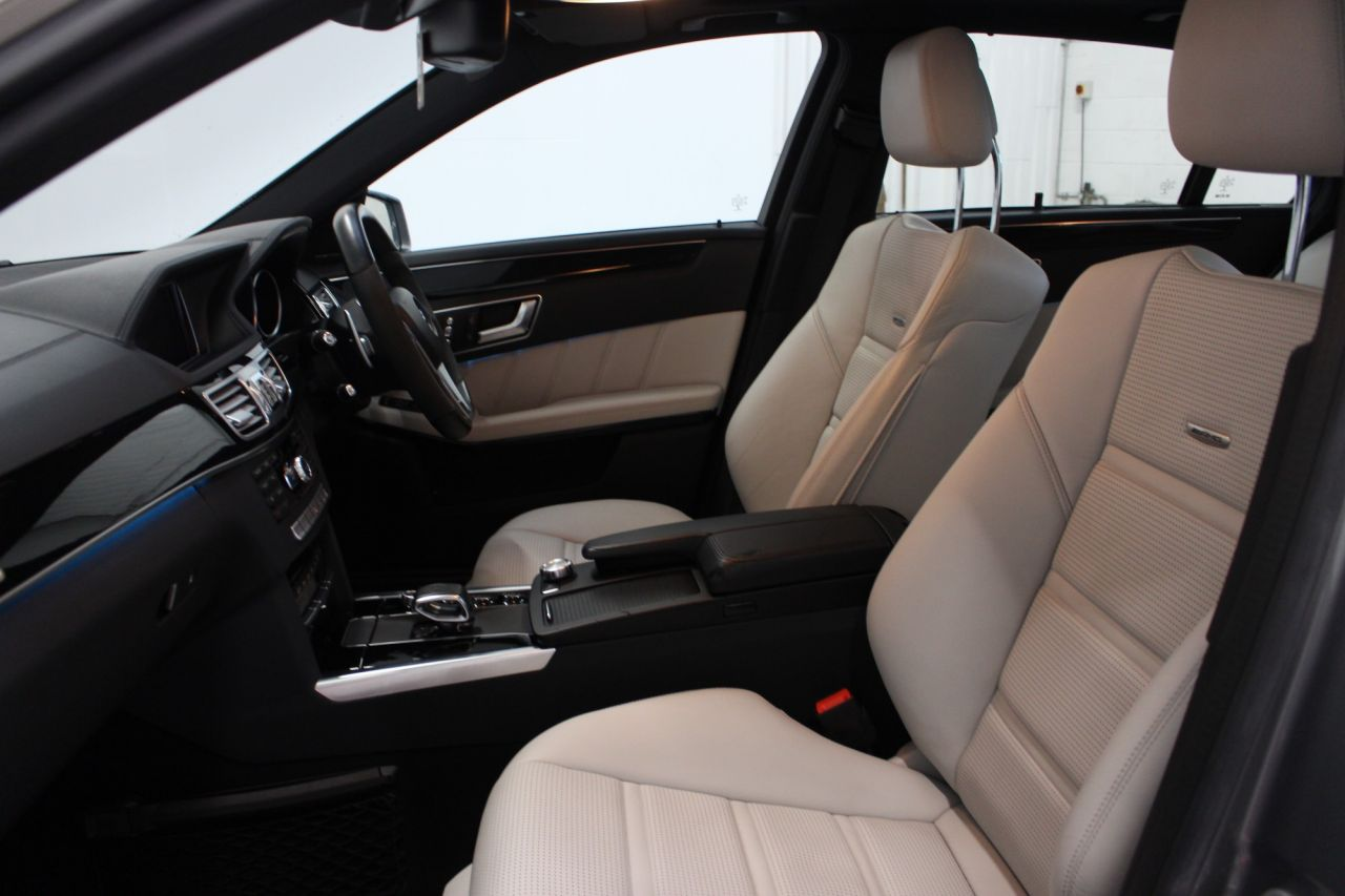 Used MERCEDES-BENZ E-CLASS for sale