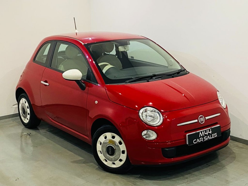 USED 2013 63 FIAT 500 1.2 COLOUR THERAPY 3d 69 BHP Isofix / £30 Road Tax / CD player / 12v Charging Point / Heated Rear Screen / City Drive / Fog Lights / Front electric Windows / Climate Control / 5 Speed