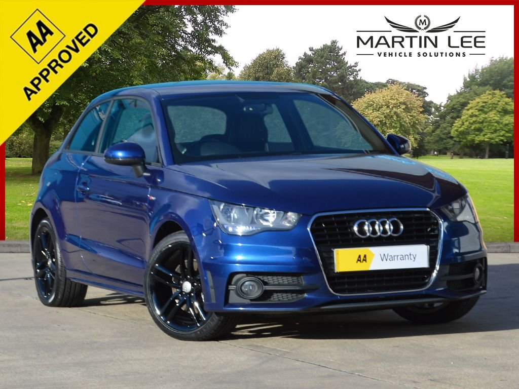 USED 2012 62 AUDI A1 1.4 TFSI S LINE 3d 185 BHP SPORTY 3 DOOR S LINE AUTOMATIC