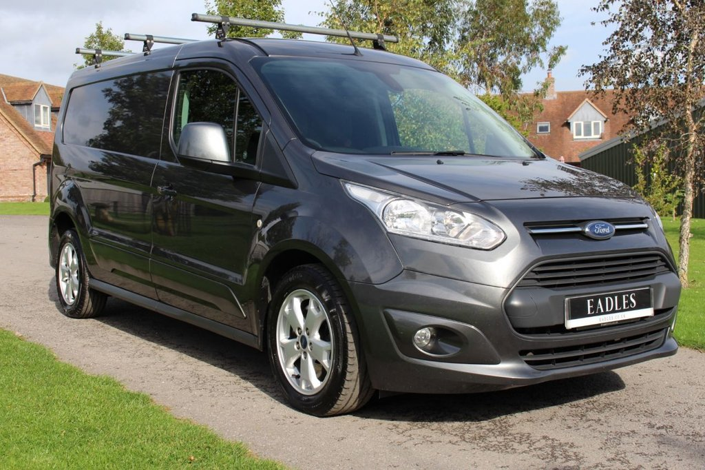 USED 2018 68 FORD TRANSIT CONNECT 1.5 240 LIMITED P/V 118 BHP Limited Long Wheel Base Reverse Parking Camera Manufacture Warranty 2021