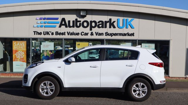 USED 2017 67 KIA SPORTAGE 1.6 1 5d 130 BHP . LOW DEPOSIT OR NO DEPOSIT FINANCE AVAILABLE . COMES USABILITY INSPECTED WITH 30 DAYS USABILITY WARRANTY + LOW COST 12 MONTHS ESSENTIALS WARRANTY AVAILABLE FOR ONLY £199 . ALWAYS DRIVING DOWN PRICES . BUY WITH CONFIDENCE . OVER 1000 GENUINE GREAT REVIEWS OVER ALL PLATFORMS FROM GOOD HONEST CUSTOMERS YOU CAN TRUST .
