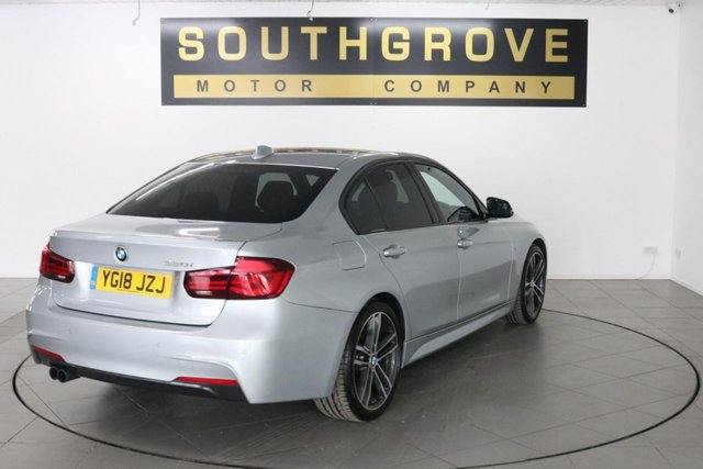 USED 2018 18 BMW 3 SERIES 2.0 320I M SPORT SHADOW EDITION 4d 181 BHP