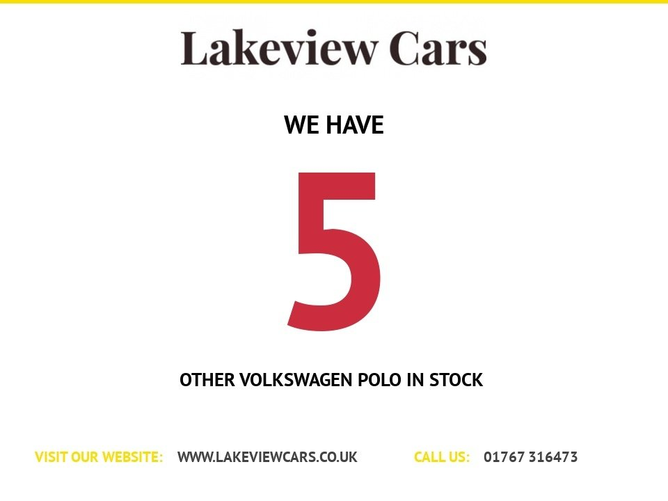 USED 2014 64 VOLKSWAGEN POLO 1.0 S AC 5d 60 BHP