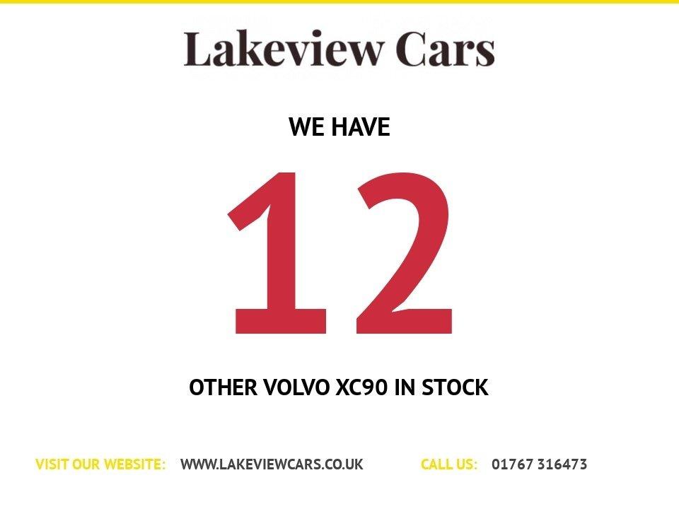 USED 2012 12 VOLVO XC90 2.4 D5 SE AWD 5d 200 BHP