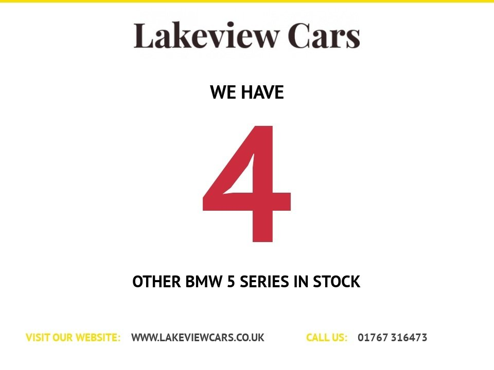 USED 2007 07 BMW 5 SERIES 3.0 525D SE TOURING 5d 195 BHP
