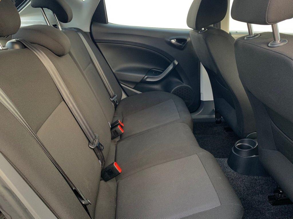 USED 2008 58 SEAT IBIZA 1.6 SPORT 5d 103 BHP