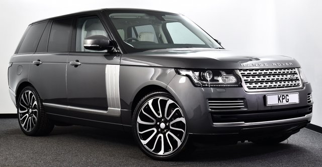 "USED 2016 66 LAND ROVER RANGE ROVER 3.0 TD V6 Vogue SE Auto 4WD (s/s) 5dr £90k New, FSH, Pan Roof, 22""s"