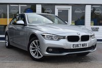 USED 2017 67 BMW 3 SERIES 2.0 320I SE 4d 181 BHP AVAILABLE FOR ONLY £330 PER MONTH WITH £0 DEPOSIT