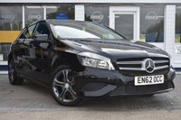 USED 2013 62 MERCEDES-BENZ A-CLASS 1.8 A180 CDI BLUEEFFICIENCY SPORT 5d 109 BHP AVAILABLE FOR ONLY £260 PER MONTH WITH £0 DEPOSIT