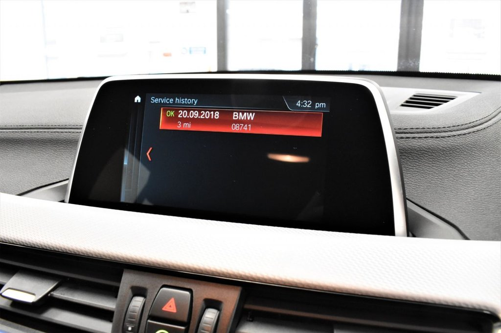 USED 2018 68 BMW X2 XDRIVE20D M SPORT