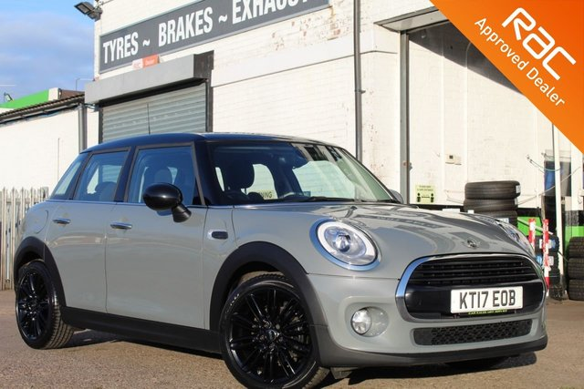 USED 2017 17 MINI HATCH COOPER 1.5 COOPER D 5d 114 BHP GREAT SPECIFICATION OVER £6000 OF OPTIONAL EQUIPMENT