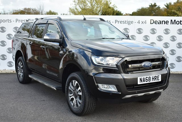 2019 68 FORD RANGER 3.2 WILDTRAK 4X4 DCB TDCI 4d 197 BHP BACK BOX