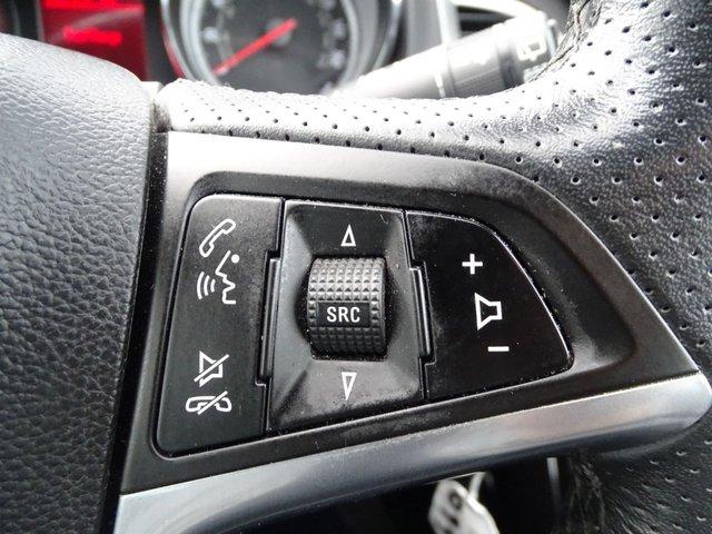 USED 2014 14 VAUXHALL ASTRA 2.0 GTC SRI CDTI 3d 162 BHP AUTOMATIC