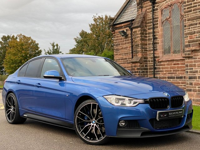 2017 67 BMW 3 SERIES 3.0 335D XDRIVE M SPORT 4d 308 BHP