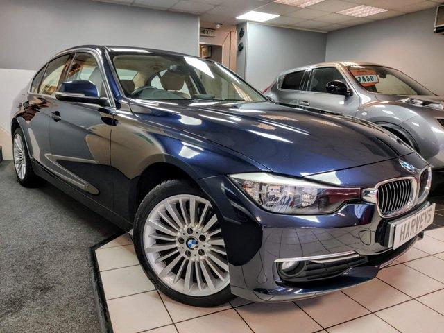 USED 2014 14 BMW 3 SERIES 2.0 320D XDRIVE LUXURY 4d 181 BHP
