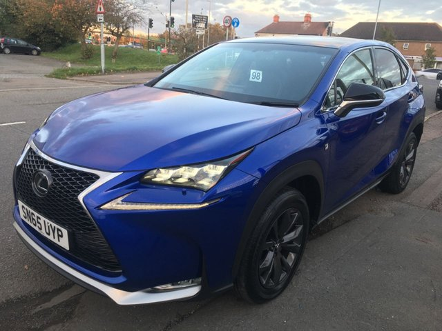 View our LEXUS NX200T
