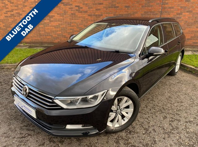 2016 16 VOLKSWAGEN PASSAT 1.6 S TDI BLUEMOTION TECHNOLOGY 5d 119 BHP