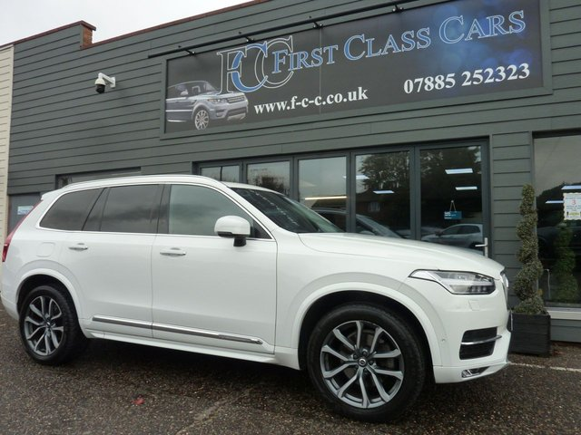 2017 17 VOLVO XC90 2.0 D5 POWERPULSE INSCRIPTION AWD 5d 231 BHP