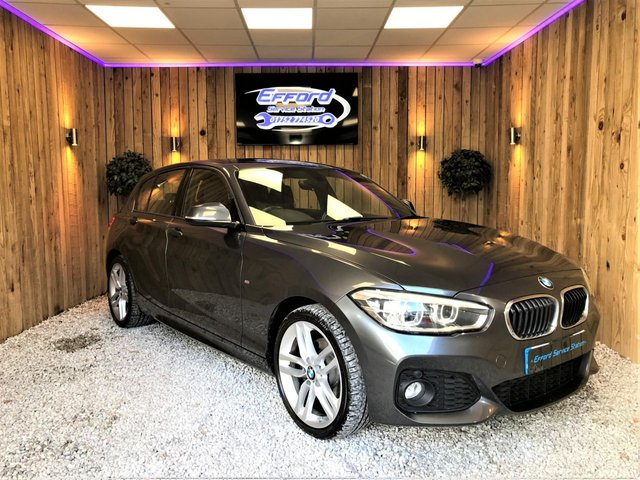 2015 65 BMW 1 SERIES 2.0 120D XDRIVE M SPORT 5d 188 BHP