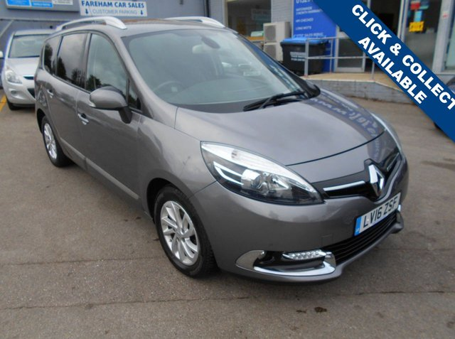 USED 2016 16 RENAULT GRAND SCENIC 1.5 DYNAMIQUE NAV DCI 5d 110 BHP FANTASTIC CONDITION AND DRIVE