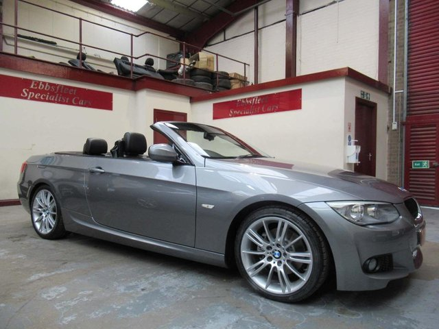 USED 2012 62 BMW 3 SERIES 2.0 320d M Sport 2dr ***88000 MILES F/S/H***