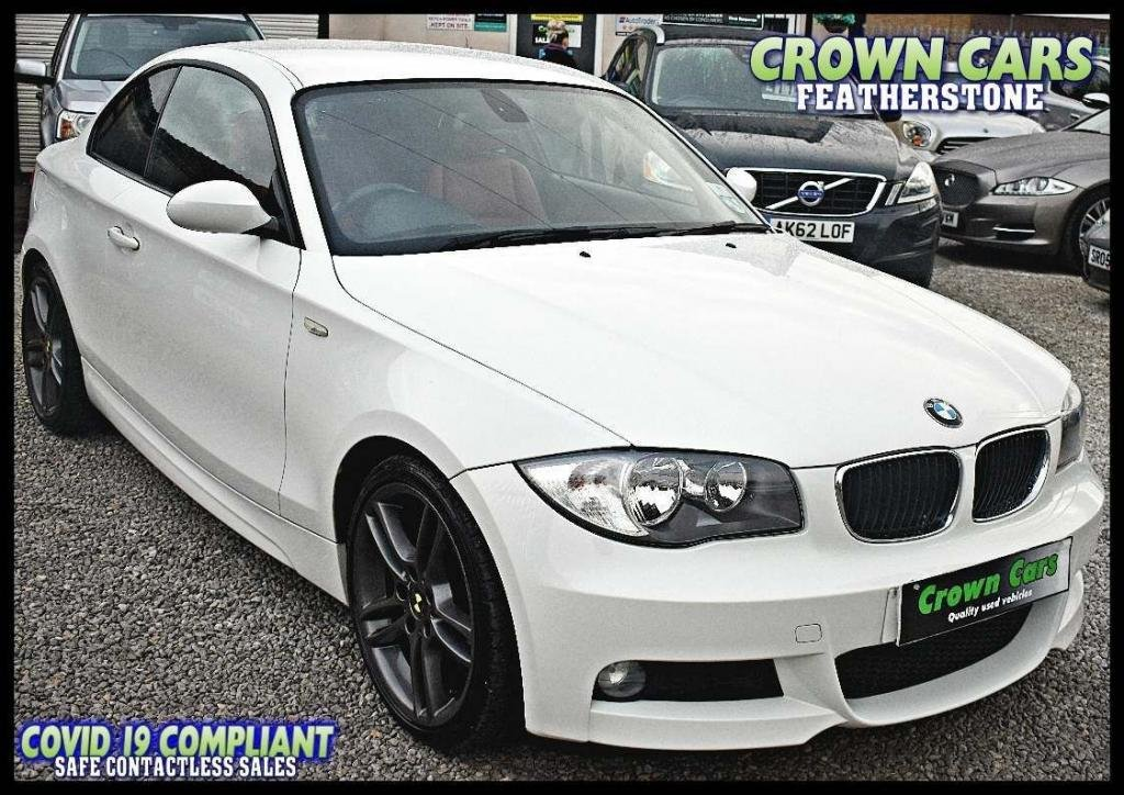 USED 2009 09 BMW 1 SERIES 2.0 120d M Sport 2dr MUST BE BEST AVAILABLE AMAZING