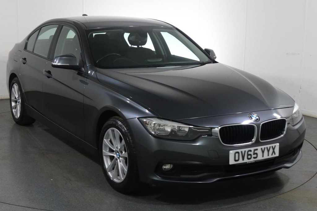 USED 2015 65 BMW 3 SERIES 2.0 316D SE 4d 114 BHP Company and ONE OWNER with 6 Stamp SERVICE HISTORY