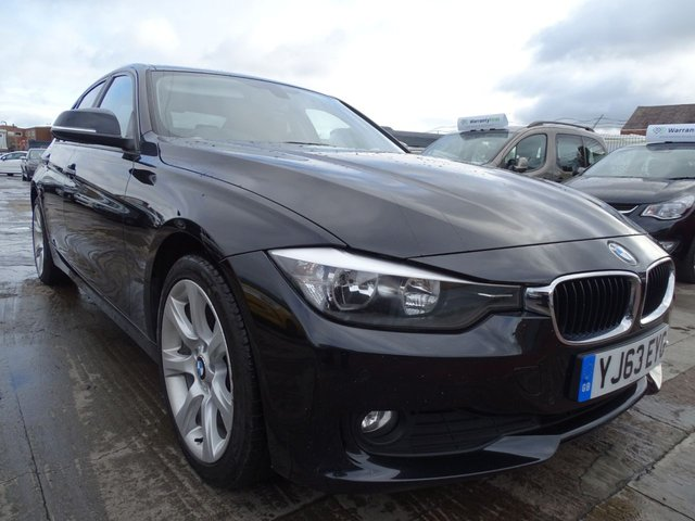 USED 2013 63 BMW 3 SERIES 2.0 320D XDRIVE SE 4d 181 BHP DRIVES VERY WELL