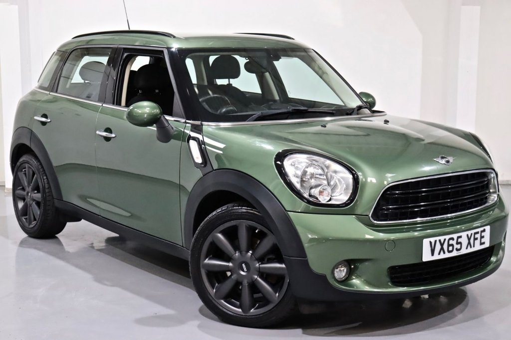 USED 2015 65 MINI COUNTRYMAN 1.6 COOPER D BUSINESS 5d 110 BHP