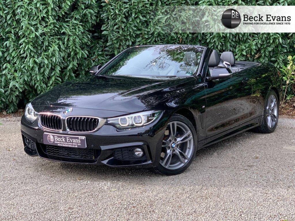 USED 2018 18 BMW 4 SERIES 2.0 420I M SPORT 2d 181 BHP
