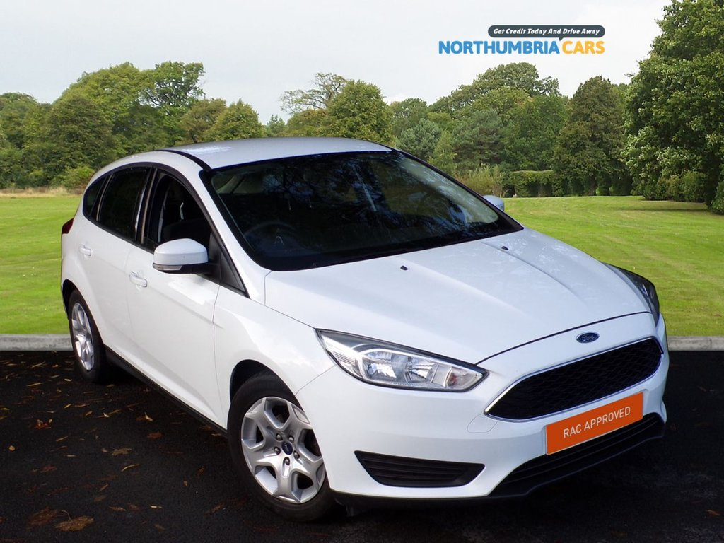 USED 2015 15 FORD FOCUS 1.6 STYLE TDCI 5d 94 BHP