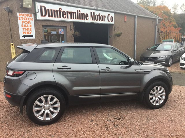 USED 2016 66 LAND ROVER RANGE ROVER EVOQUE 2.0 ED4 SE 5d 148 BHP ++SERVICE HISTORY+ONLY £30 ROAD TAX++