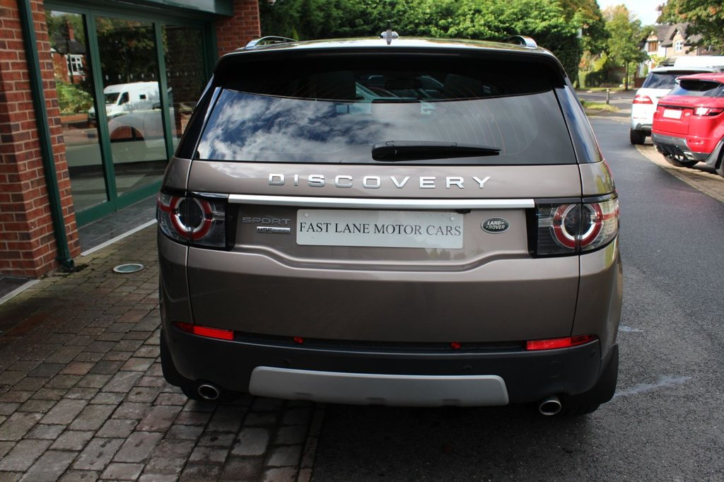 USED 2015 64 LAND ROVER DISCOVERY SPORT 2.2 SD4 HSE LUXURY 5 DOOR 190 BHP