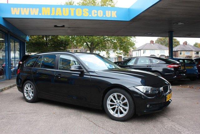 USED 2016 16 BMW 3 SERIES 2.0 318D SE TOURING 5dr 148 BHP EURO 6 | ULEZ COMPLIANT | DIESEL | ESTATE