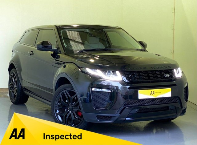 USED 2016 16 LAND ROVER RANGE ROVER EVOQUE 2.0 TD4 HSE DYNAMIC 3d 177 BHP AA INSPECTED + AA WARRANTY!