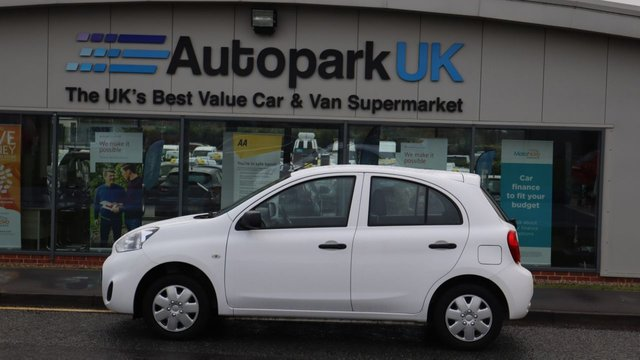 USED 2016 66 NISSAN MICRA 1.2 VISIA 5d 79 BHP . LOW DEPOSIT OR NO DEPOSIT FINANCE AVAILABLE . COMES USABILITY INSPECTED WITH 30 DAYS USABILITY WARRANTY + LOW COST 12 MONTHS USABILITY WARRANTY AVAILABLE FOR ONLY £199 (DETAILS ON REQUEST). ALWAYS DRIVING DOWN PRICES . BUY WITH CONFIDENCE . OVER 1000 GENUINE GREAT REVIEWS OVER ALL PLATFORMS FROM GOOD HONEST CUSTOMERS YOU CAN TRUST .