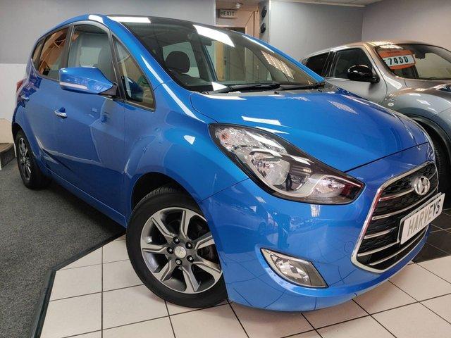 USED 2015 65 HYUNDAI IX20 1.4 PREMIUM BLUE DRIVE 5d 89 BHP