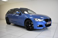 USED 2017 67 BMW 3 SERIES 335D 3.0 XDRIVE M SPORT TOURING