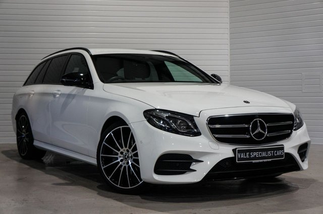2019 19 MERCEDES-BENZ E-CLASS 2.0 E 220 D AMG LINE NIGHT PACK