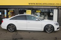USED 2013 13 AUDI A6 2.0 TDI S LINE 4d 175 BHP SAT/NAV, LEATHER, AUTOMATIC, NEW UPGRADED ALLOYS AND TYRES, TINTED GLASS
