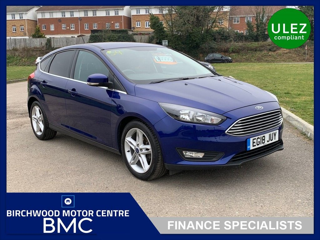 USED 2018 18 FORD FOCUS 1.0 ZETEC EDITION 5d 100 BHP. SYNC 3 nav system with DAB radio/CD, 8