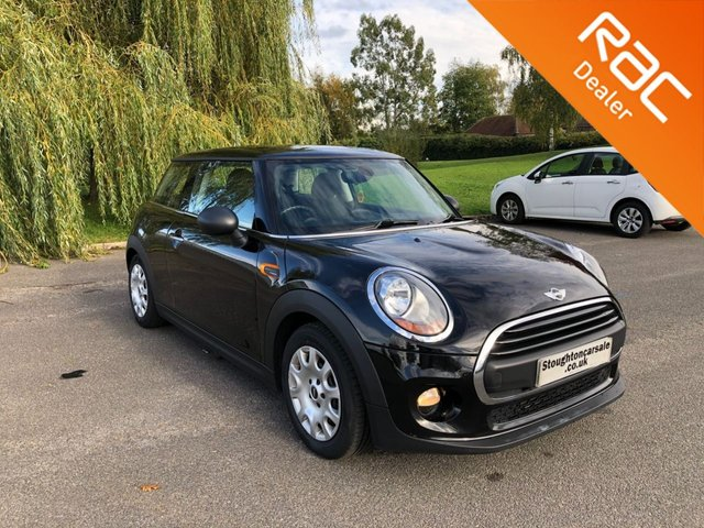 USED 2017 67 MINI HATCH ONE 1.2 ONE 3d 101 BHP BY APPOINTMENT ONLY -  READY TO DRIVE AWAY!   Automatic Petrol, DAB Radio, Aux Input, Air Con