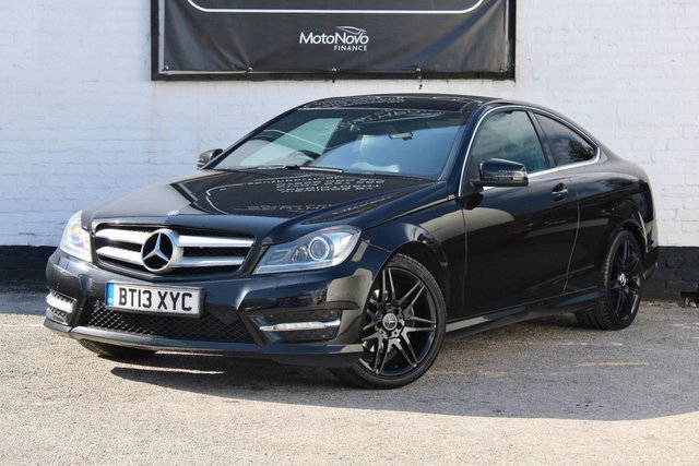 2013 13 MERCEDES-BENZ C-CLASS 2.1 C250 CDI BLUEEFFICIENCY AMG SPORT PLUS 2d 202 BHP